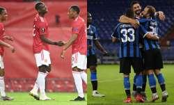 Manchester United, Inter Milan reach quarterfinals as Europa League returns