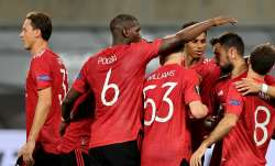 Europa League: Bruno Fernandes lifts Manchester United into semifinals with penalty in extra time