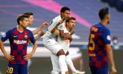 fc barcelona, bayern munich, champions league, barcelona 8-2, bayern munich 8-2, lionel messi