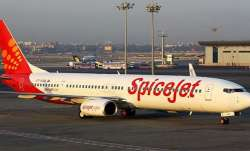 SpiceJet starts Hyderabad-Nashik flight under Udan scheme