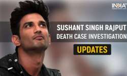 Sushant Singh Rajput Death Case LIVE Updates: Siddharth Pithani to be investigated by ED today