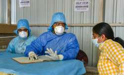 India records single-day spike of 83,347 COVID-19 cases; tally crosses 56-lakh mark