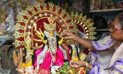 Durga Puja celebrations in West Bengal, Goddess Durga pandals covid guidelines