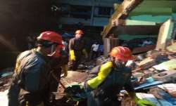 Mumbai: 8 died, 20 to 25 feared trapped after 3-storey building collapses in Bhiwandi