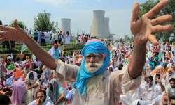 Punjab-Haryana border sealed amid farmers' protest against Farms Bill