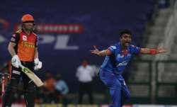 IPL 2020 Live Score and Live Streaming, Delhi Capitals vs SunRisers Hyderabad: Mishra's double strik