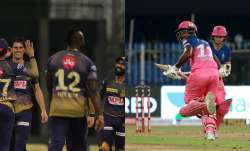 Live Score Rajasthan Royals vs Kolkata Knight Riders IPL 2020: RR look for hat-trick against upbeat