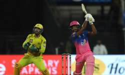 Live Score Rajasthan Royals vs Chennai Super Kings, IPL 2020: Samson on fire as RR storms ahead