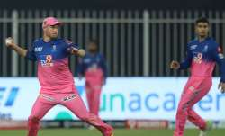 Live Score Rajasthan Royals vs Chennai Super Kings, IPL 2020: CSK off to a steady start in 217 chase