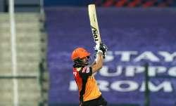 Live Score Kolkata Knight Riders vs SunRisers Hyderabad, IPL 2020: Warner, Pandey rebuild after earl