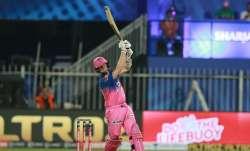 Live Score Rajasthan Royals vs Kings XI Punjab IPL 2020: Smith, Samson lead RR chase