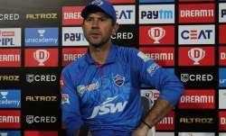 delhi capitals, ricky ponting, ipl 2020, indian premier league 2020, dc, ricky ponting dc