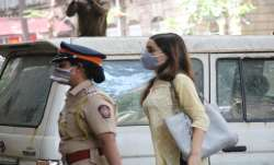 Shraddha Kapoor reaches NCB office