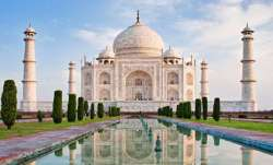 Taj Mahal, Agra Fort to reopen from Monday after 6 months of closure