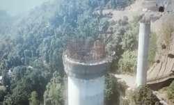 Worlds tallest bridge, pier bridge, Manipur, Indian Railways, Piyush Goyal