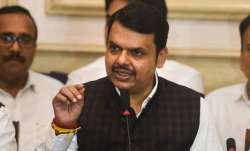 Karachi will be part of India one day: Devendra Fadnavis on Mumbai sweet shop row