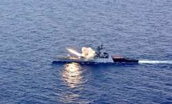 Indian Navy, anti ship missile