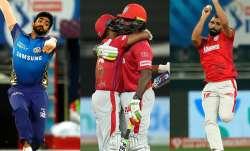 chris gayle, mayank agarwal, ipl 2020, indian premier league 2020, mohammed shami, jasprit bumrah, m