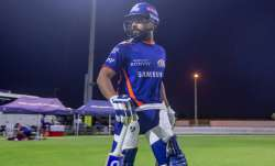 rohit sharma, rohit sharma injury, rohit sharma mi, rohit sharma mumbai indians, ipl 2020