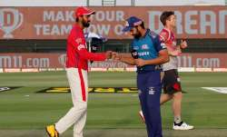 Kings XI Punjab vs Mumbai Indians Live Cricket Score IPL 2020: Rahul opts to bowl against Mumbai