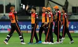 Live Score Kings XI Punjab vs Sunrisers Hyderabad IPL 2020: Quick wickets hurt KXIP