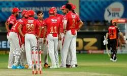 Live Score Kings XI Punjab vs Sunrisers Hyderabad IPL 2020: SRH openers depart in 127 chase