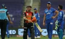 Live Score Sunrisers Hyderabad vs Delhi Capitals IPL 2020: Both teams look to bounce back