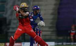 Live Score Mumbai Indians vs Royal Challengers Bangalore IPL 2020: Kohli departs after Padikkal's fi