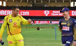 Live Score Chennai Super Kings vs Kolkata Knight Riders IPL 2020: Dhoni opts to bowl against KKR