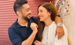 Gauahar Khan's rumoured beau Zaid Darbar welcomes his 'queen' back, shares photos