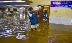 Bengaluru receives widespread rain, normal life hit