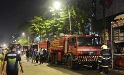 Mumbai mall fire