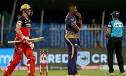 IPL 2020 Live Score, KKR vs RCB Match Today