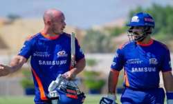Chris Lynn and Anmolpreet Singh