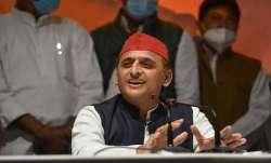 Samajwadi Party president Akhilesh Yadav