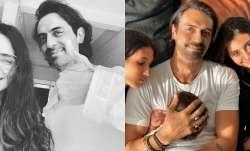 Seen Gabriella Demetriades' cute birthday wish for boyfriend Arjun Rampal yet?