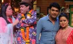 Bharti Singh not a part of The Kapil Sharma Show post drugs row? Here's what Kiku Sharda revealed