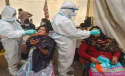 India reports 44,489 new Covid cases and 524 deaths in a day