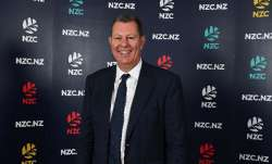 New ICC chairman Greg Barclay