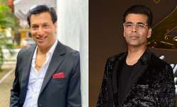 Madhur Bhandarkar accepts Karan Johar's apology post 'Bollywood Wives' title controversy