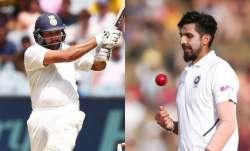 rohit sharma, ishant sharma, rohit sharma injury, ishant sharma injury, india vs australia, ind vs a