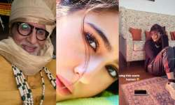 Sara Ali Khan, Big B to Tahira Kashyap, what celebs served