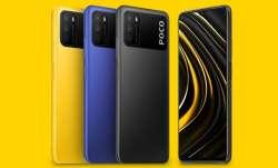 poco, poco smartphones, poco m series, poco m3, poco m3 launch, poco m3 launch in india, poco m3 fea
