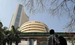 Sensex surges 506 points to new closing high; Nifty tops