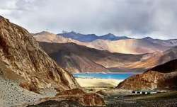 ladakh, valley minimum temperature
