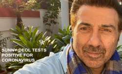 Sunny Deol tests Covid positive