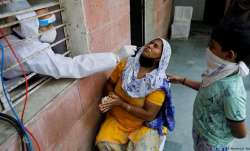 With 14,256 new COVID cases, 152 deaths in 24 hours, India's tally climbs to 1,06,39,684