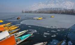 Kashmir reels under harshest winter in decades as Mercury settles below freezing point