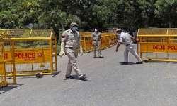 Anti-national slogans raised as families race e-bikes near Delhi's Khan Market metro station