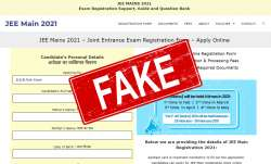JEE Aspirants Attention! Beware of fake websites